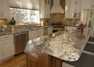 spellbinding-granite-top-island-kitchen-table-with-french-door